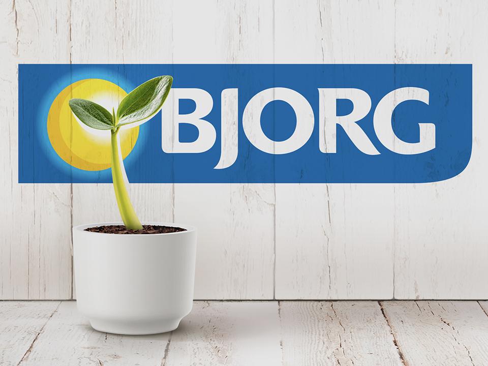 Bjorg - Pionnier de la Bio