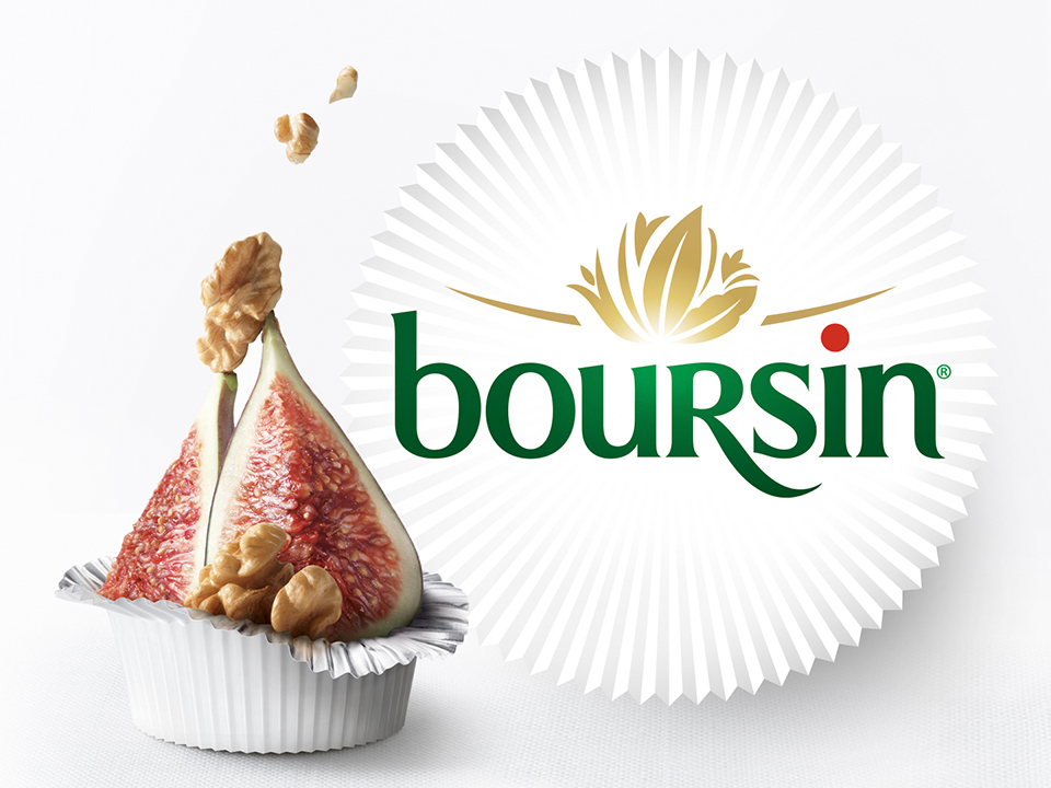Boursin - Capturing the inspiration