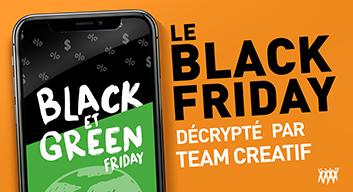 Black Friday par Team Créatif