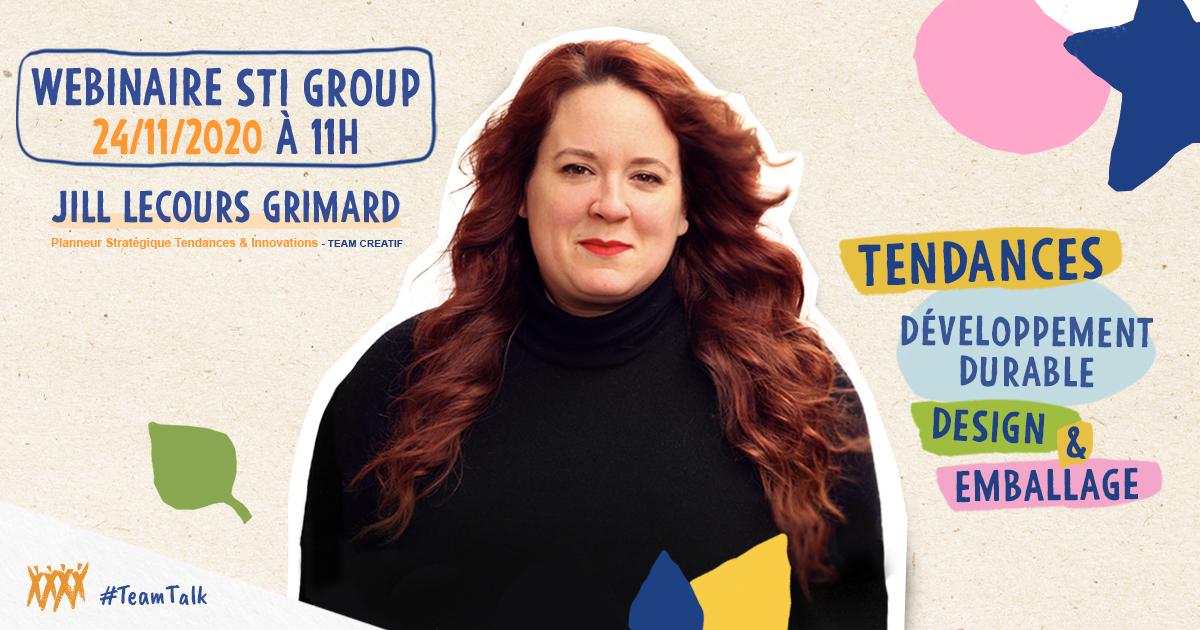 Jill Lecours Grimard, Planneur Stratégique Tendances & Innovation chez Team Créatif