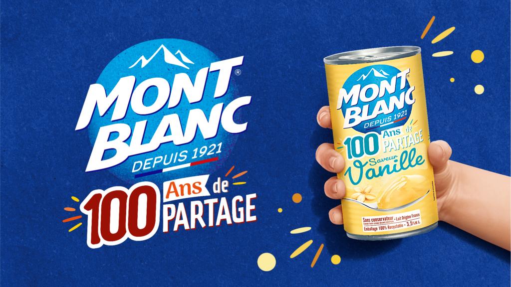 Mont Blanc 100 ans