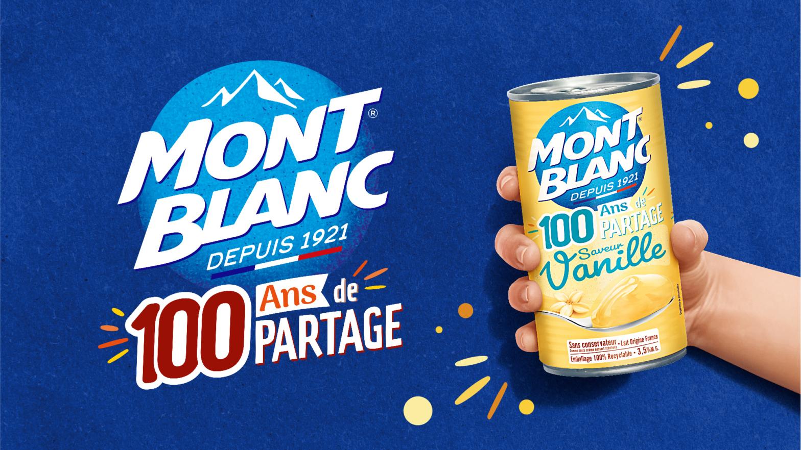 Montblanc fête ses 100 ans