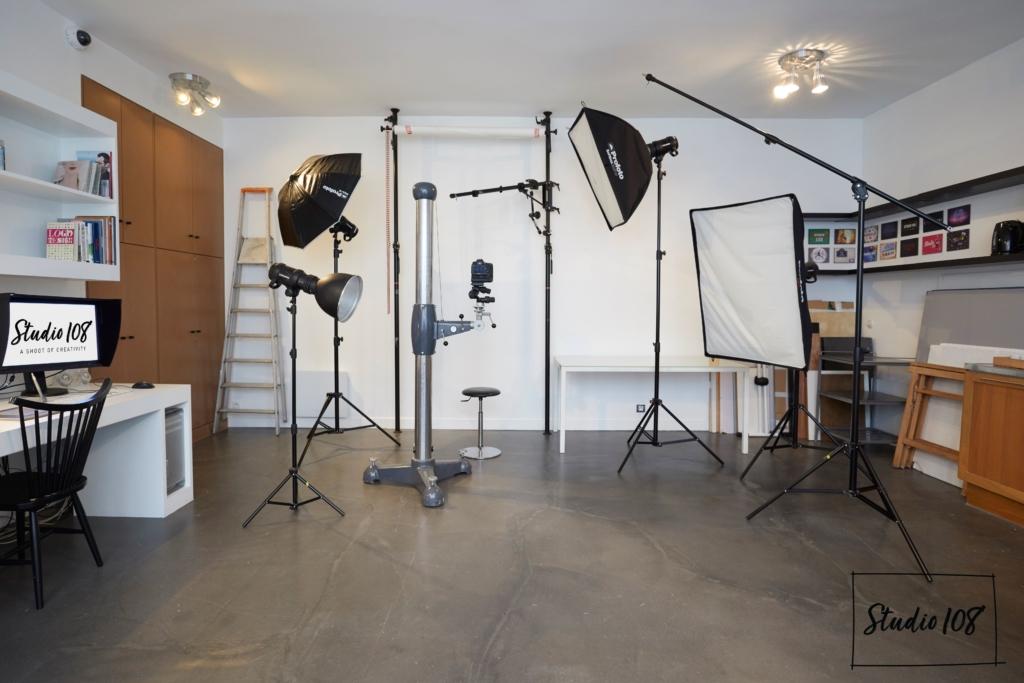Studio Photo Paris matériel