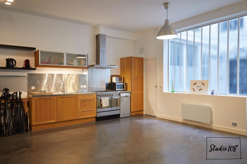 Studio Photo Paris cuisine