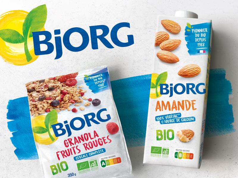Bjorg, impulsing organic change
