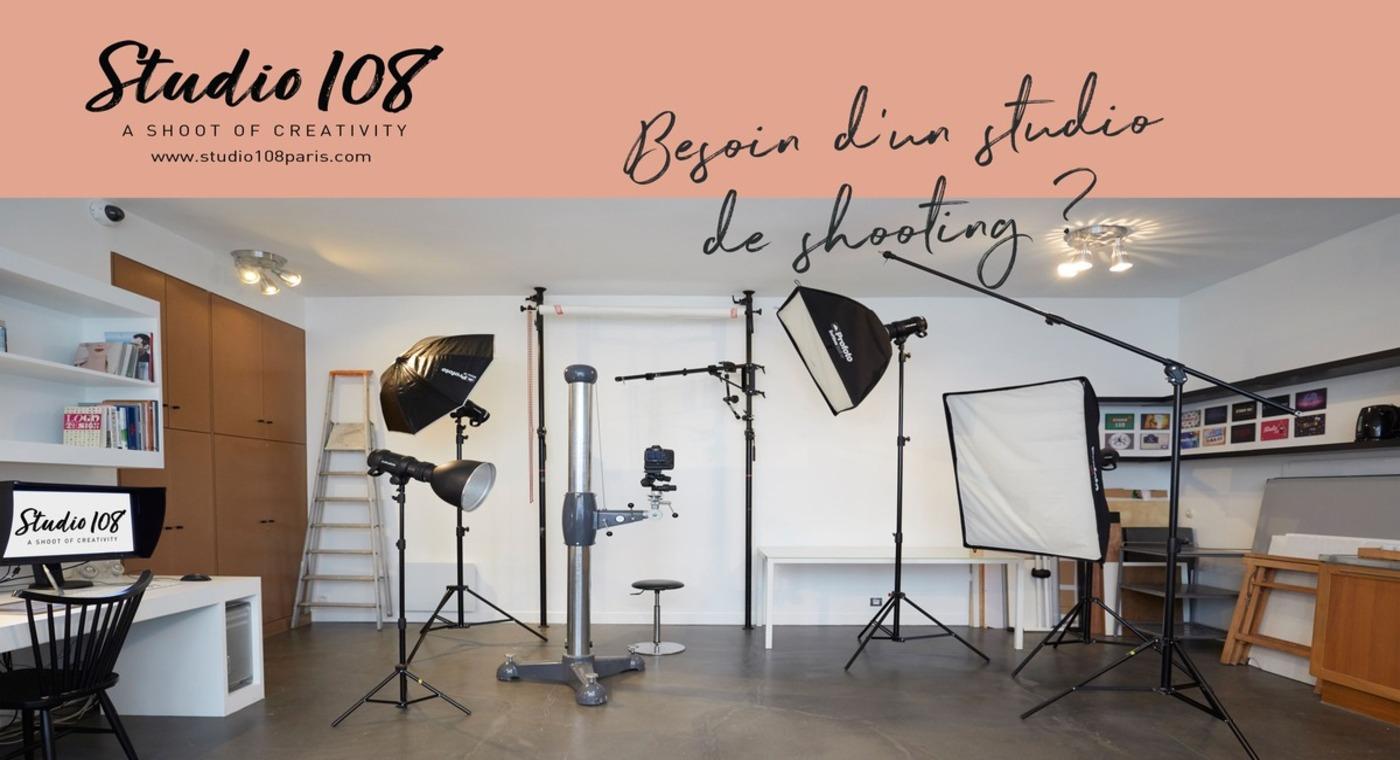 Studio Photo Paris shooting