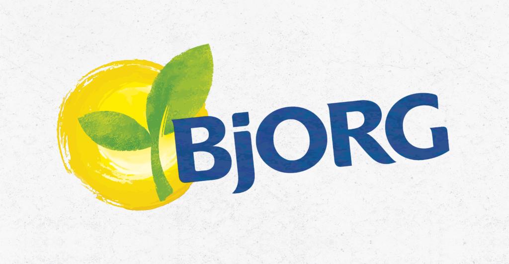 Nouveau logo Bjorg